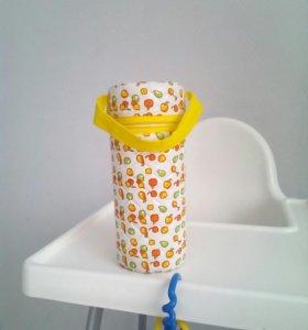 Контейнер для бутылочек термосумка