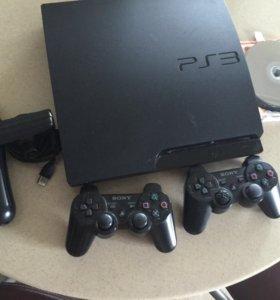 PlayStation 3! Лучшая консоль прошлого поколения!