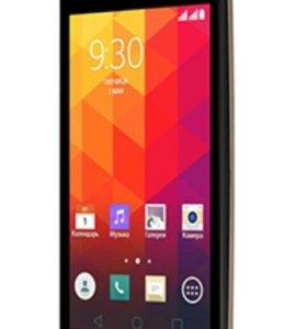 Обменяю телефон:LG Leon -h324. (цвет белый)