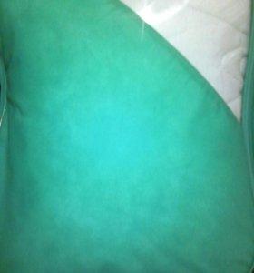 Подушка хлопковая детская Доресолька