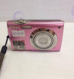 Цифровик Nikon coolpix s4000