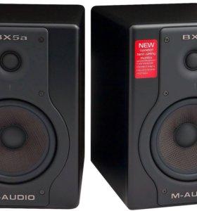 Студийные мониторы M-AUDIO SP-BX8A DELUXE