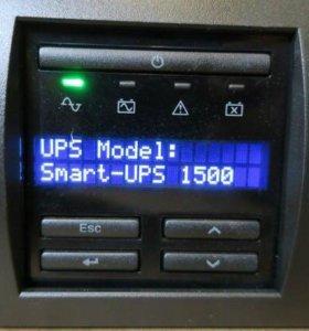 APC Smart-UPS 1500VA LCD RM 2U