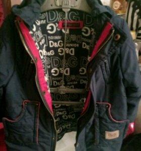 Куртка демисезонная DG