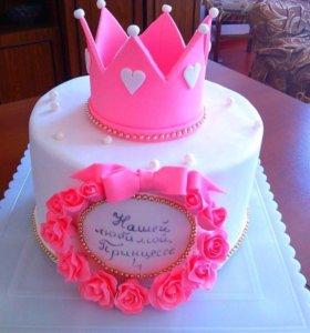 Тортики 🎂
