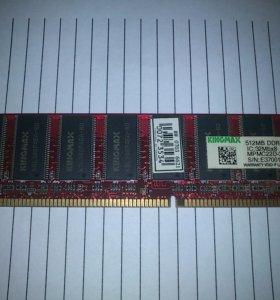 DDR оперативная память