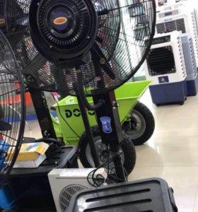 Вентилятор тумана. (Увлажнитель воздуха)