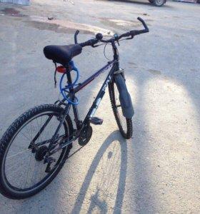 Велосипед горный stern dynamic 2.0 б/у