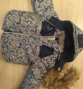 Куртка зимняя 92-98