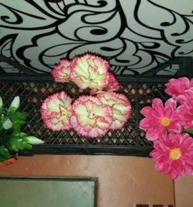 Цветы искусственные на Пасху