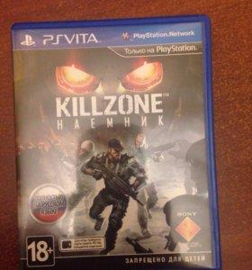 Killzone на psvita