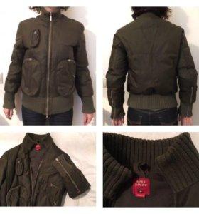Куртка пуховик miss sixty