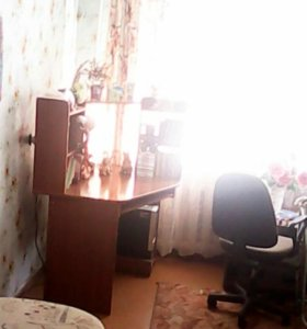 3-ёх комнатная квартира 63кв.м на резинотехнике