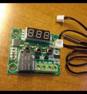 Электронный термостат -50/110С