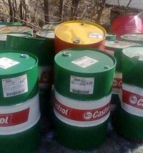 2 Металические бочки 200 т литровые