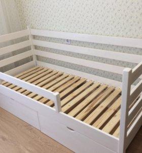 Кровать детская 1,6-0,7