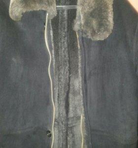 Куртка мужская (дублёнка)
