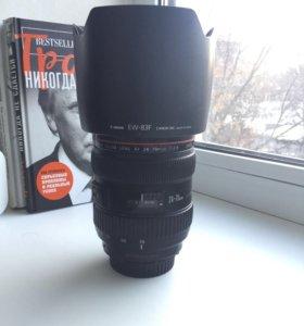 Обьектив Canon ef 24-70 f/2.8L