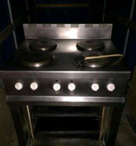 Плита с духовым шкафом ATESY