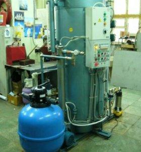 Стация очистки сточных вод (СОСВ-2)