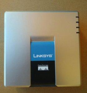 Оригинальный Linksys spa2102