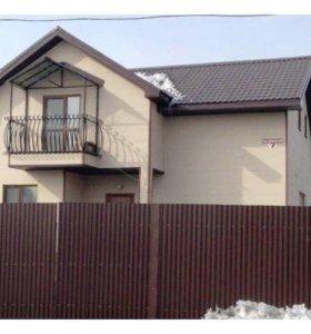 Строительство домов с мансардным этажом
