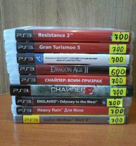 Игры ps3 ( лицензионные ) 30 штук