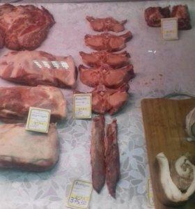 Продам мясо Деревенское туши полутуши четверти