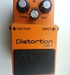 🎼 Made in Japan Boss DS-1 Distortion 1985 г