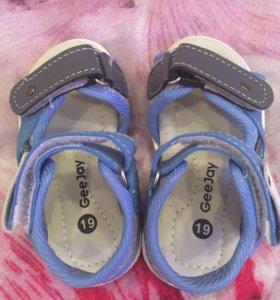 Новые сандали Р-19