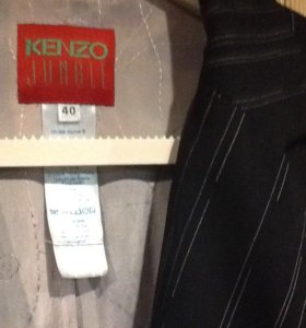 Kenzo женский костюм