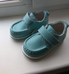 Новые ботиночки для мальчика 23 размер
