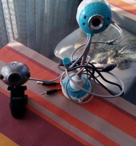 Вебкамера, две штуки