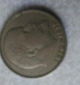 Монета ленин
