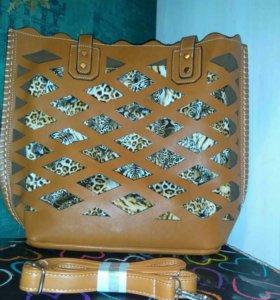 Новая сумка 👜 2в1