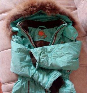 Куртка демисезонная 116 см.