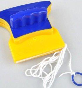 Магниты для 2-х стороннего мытья окон