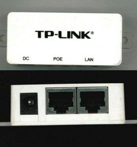 POE Переходник DC/POE/LAn TP-link