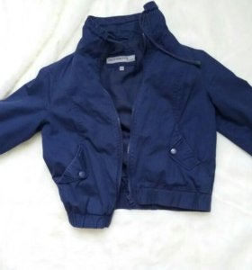 Укороченная курточка