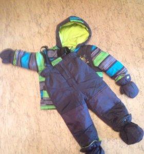 Комтюм зимний для мальчика