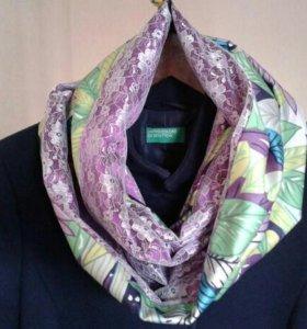 Снуд- шарф