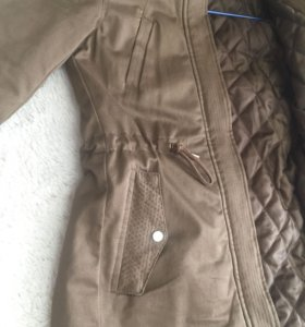Куртка Парка нм новая