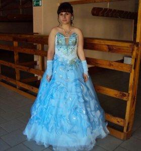 Выпускное/вечернее/ свадебное платье