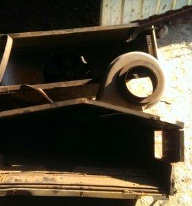 Печка на УАЗ