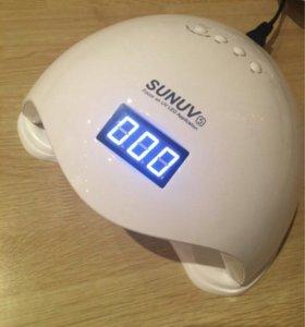 Лампа для ногтей UV/LED SUNUV5 48W НОВАЯ