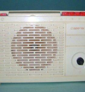 Сибиряк 303 радиоприемник