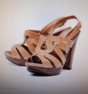 Туфли , босоножки новые. натуральная кожа