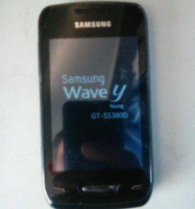 Телефон самсунг GT-S5380D