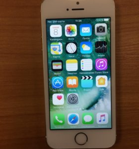 iPhone 5s, 16 gb,gold
