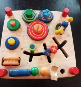Деревянная игра